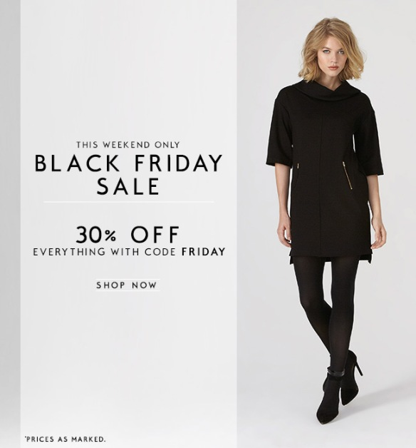 Black Friday continuous to Black Weekend!