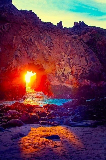*sunlight