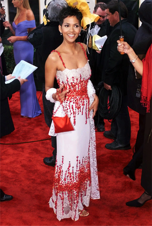Halle Berry in Valentino