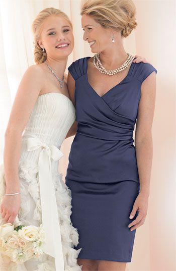 Платья на свадьбу к дочери